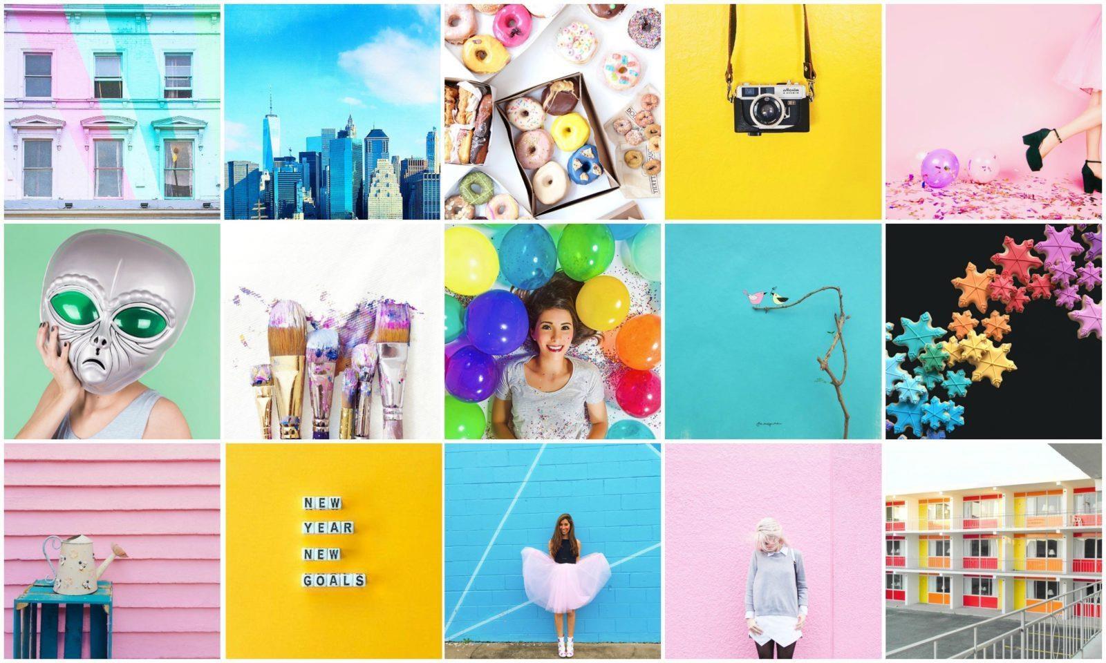 яркие фотографии в instagram для получения лайков