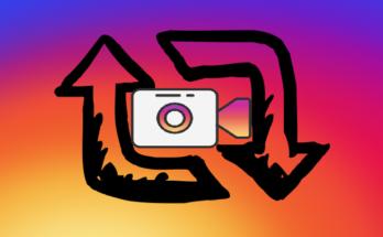 как поделиться в инстаграме видео