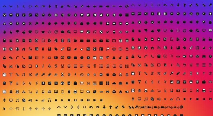 символы для Инстаграма