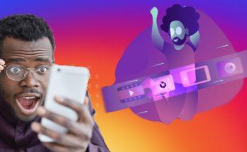как удалить прямой эфир в Инстаграм