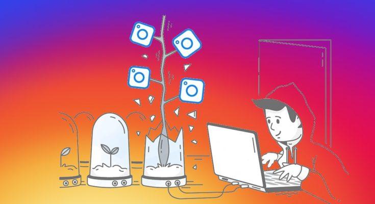 понравившиеся публикации в Инстаграме через компьютер