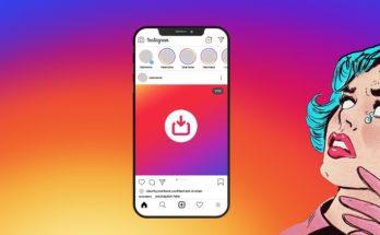 как сохранить видео из Инстаграма на телефон iPhone