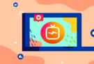 IGTV в Инстаграм на компьютере